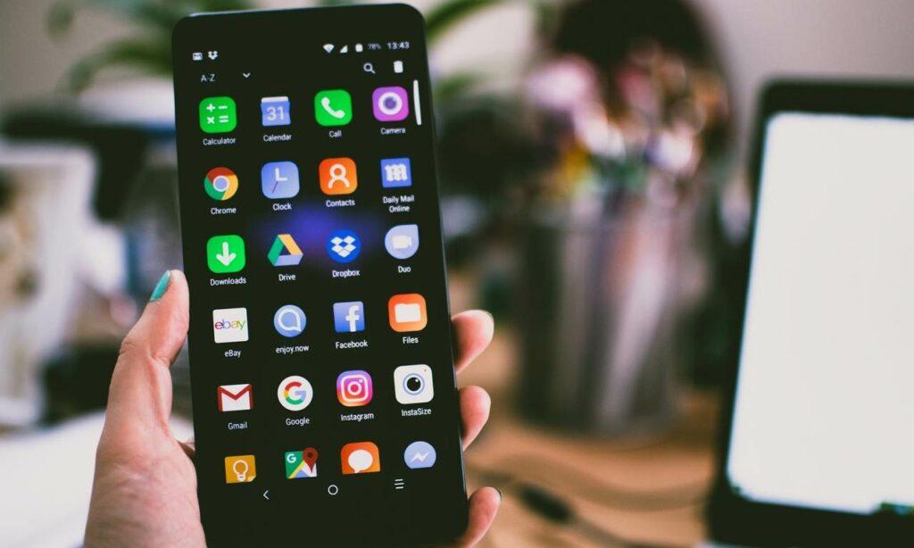 Copia de seguridad móvil
